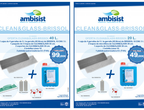 Oferta CLEAN&GLASS-BRISSOL