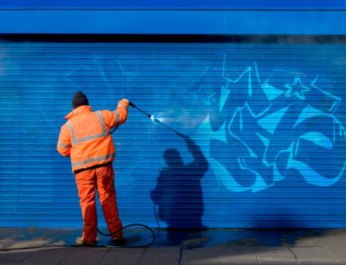 Solucions per eliminar pintades i graffitis