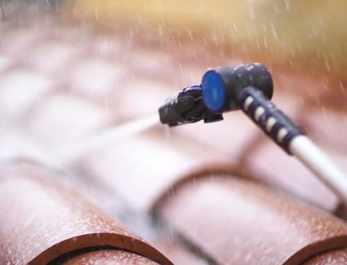 Beneficios de la limpieza de agua a presión