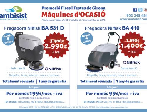 PROMOCIÓ DE FIRES I FESTES DE GIRONA.