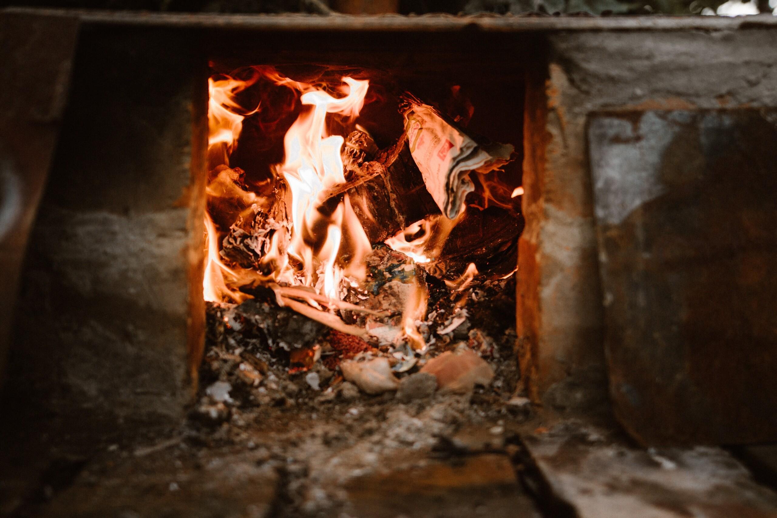 Posem la llar de foc apunt per l'hivern