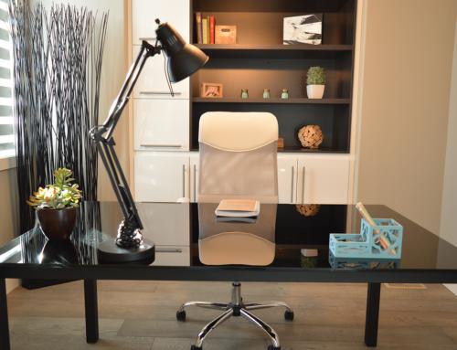 Consejos para tener la oficina limpia