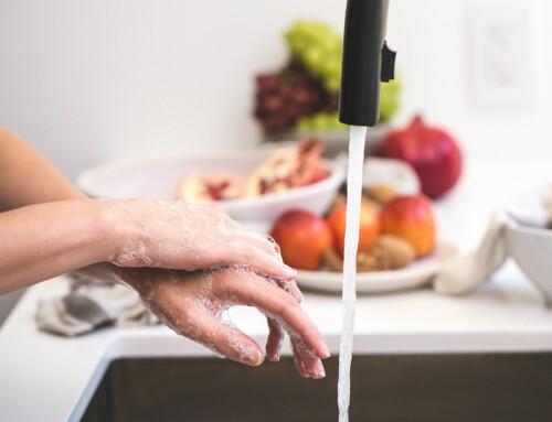 Rentar-se correctament les mans