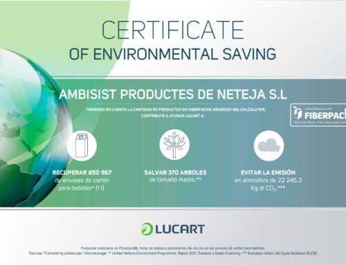 Certificat d'estalvi ambiental