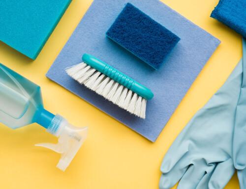Precauciones al utilizar productos de limpieza