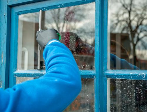 Consells per netejar els vidres