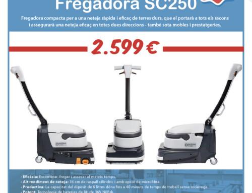 Fregadora Nilfisk SC250